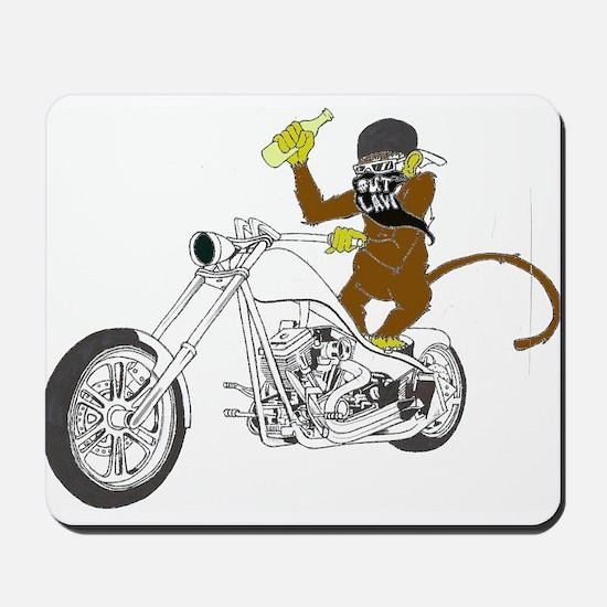 Drunken Monkey Mousepad