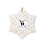 Bbde Snowflake Ornament