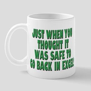 Thought it Was Safe Mug