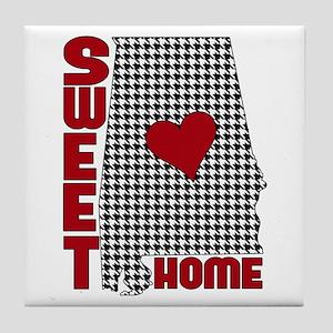Sweet Home Bama Tile Coaster