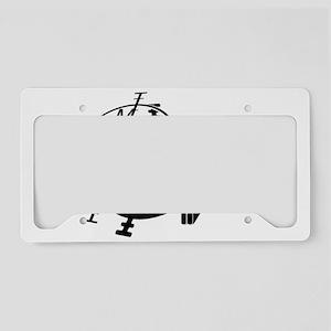 MRKD inc BANG License Plate Holder