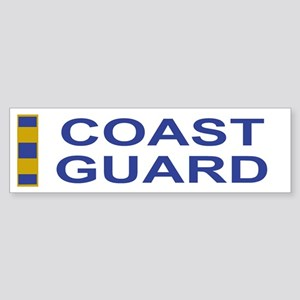 Coast Guard CWO2<BR> Bumper Sticker 2