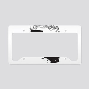 Mendocino License Plate Holder