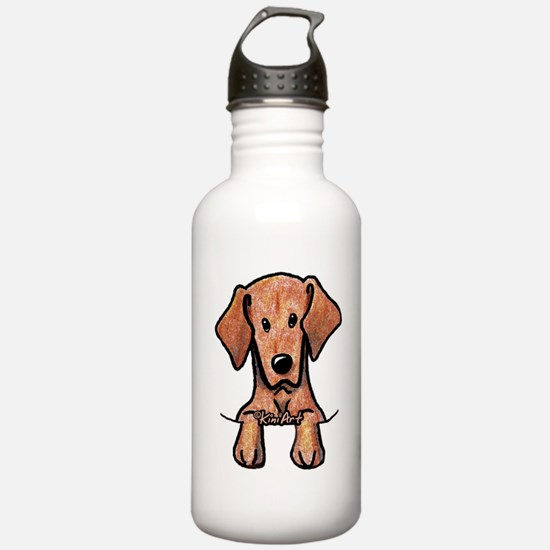 Pocket Vizsla Water Bottle