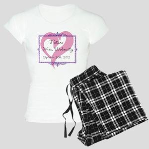 Future Mrs Women's Light Pajamas