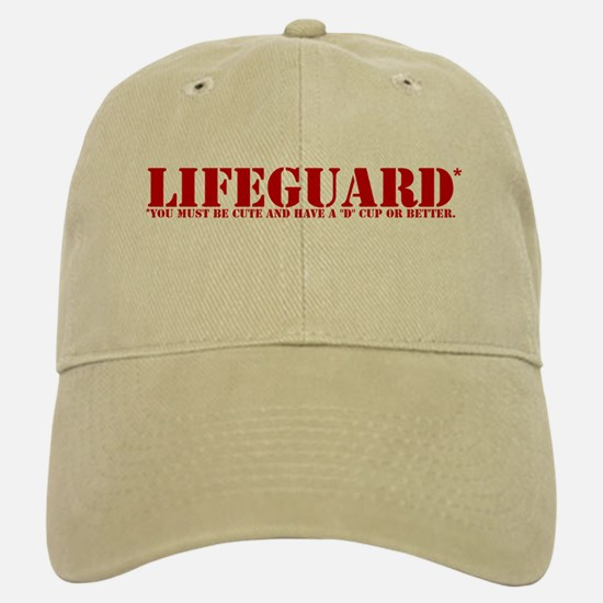 Outer Banks Lifeguard Off Dut Baseball Baseball Cap