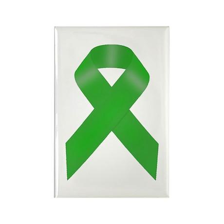 Awareness Ribbon Rectangle Magnet (100 pack)