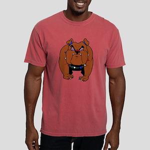 British Bulldog Mens Comfort Colors Shirt