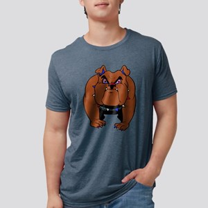 British Bulldog Mens Tri-blend T-Shirt