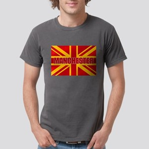 Manchester Flag Mens Comfort Colors Shirt