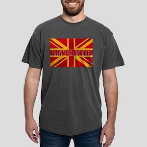 Manchester Flag Mens Comfort Colors Shirt