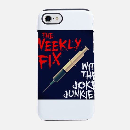 The Weekly Fix with the Joke J iPhone 7 Tough Case