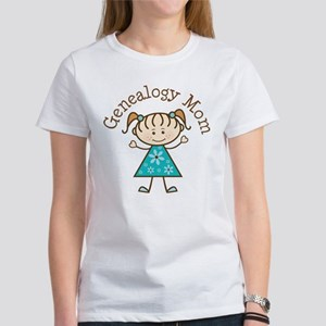 Genealogy Mom Women's T-Shirt