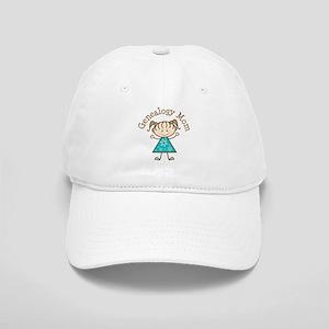 Genealogy Mom Cap