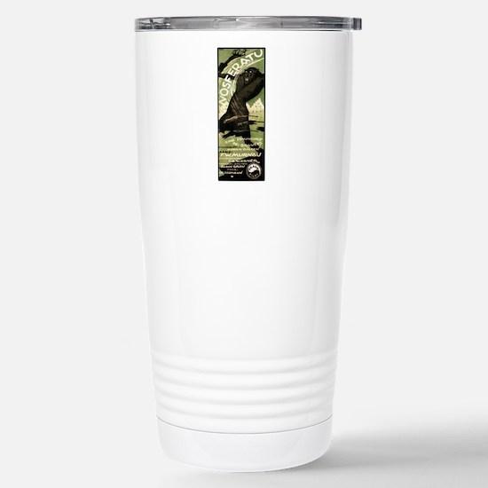 Nosferatu Stainless Steel Travel Mug