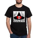 Black Hat Cafe Black T-Shirt