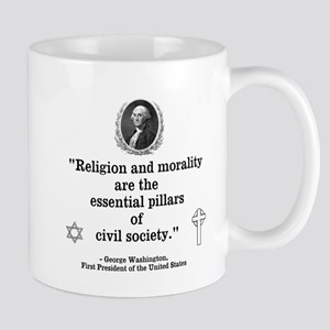 Essential Pillars Mug