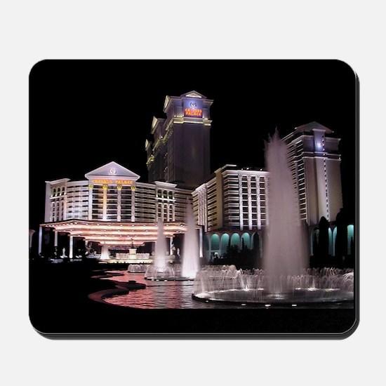 Las Vegas Caesars Palace Mousepad