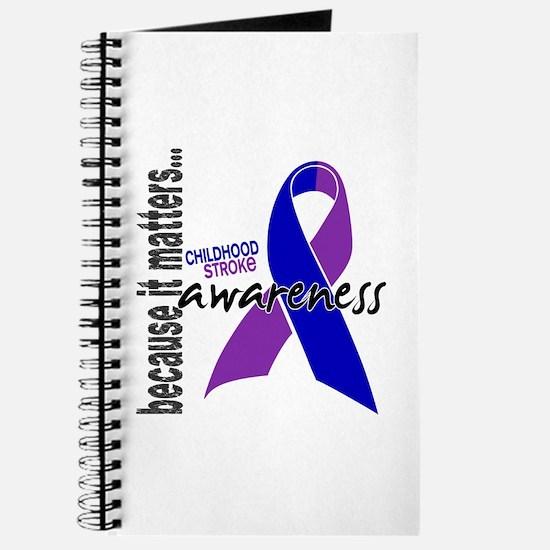 Childhood Stroke Awareness 1 Journal