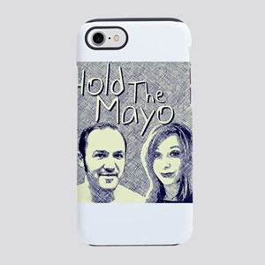 Hold The Mayo Podcast logo iPhone 7 Tough Case