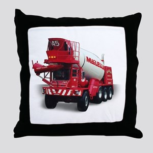 Stan's Truck  Throw Pillow