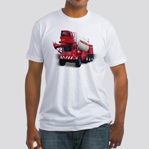 Stan's Truck  Fitted T-Shirt