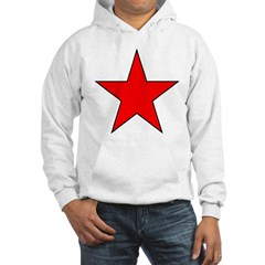 The Red Star Store Hoodie