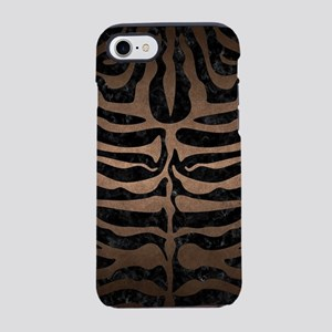 SKIN2 BLACK MARBLE & BRONZE ME iPhone 7 Tough Case