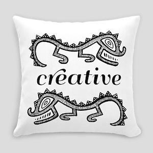 Creative Imaginative Everyday Pillow