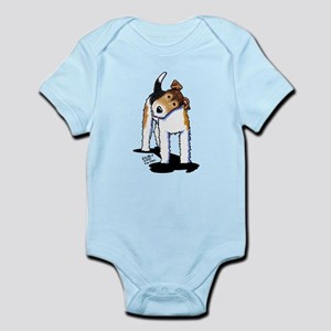 Wire Fox Terrier Infant Bodysuit
