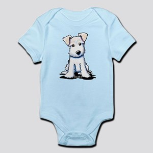 Cutie Face WFT Infant Bodysuit