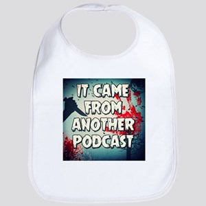 It Came From Another Podcast logo Baby Bib