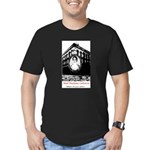 Mad Madame Lalaurie Fitted Guys' Tee (dark)