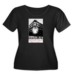 Mad Madame Lalaurie Plus-Size Dark Tee