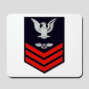US - NAVY - PO1 - Boatswain's Mate Mousepad