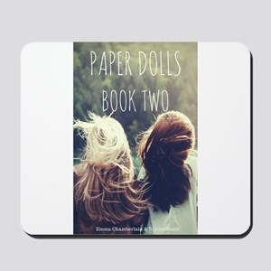 Paper Dolls Book Two Mousepad