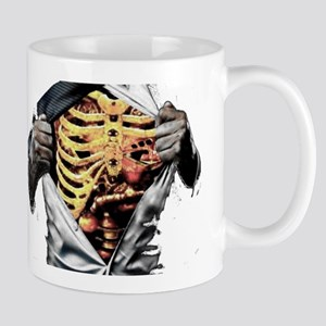 ribcage Mug