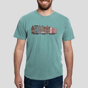 Amsterdam Holland Mens Comfort Colors Shirt