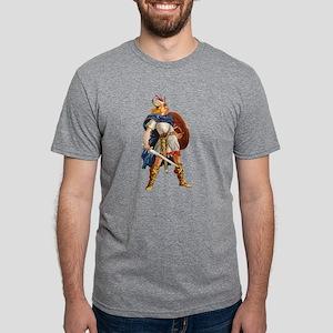 Scandinavian Viking Mens Tri-blend T-Shirt