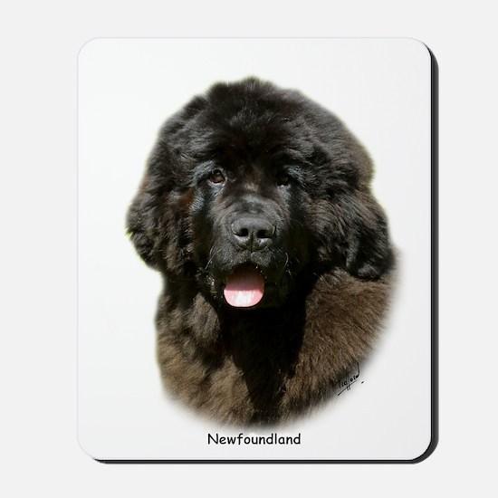 Newfoundland pup 9T086D-104 Mousepad