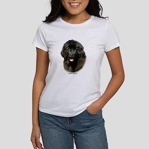 Newfoundland pup 9T086D-104 Women's T-Shirt