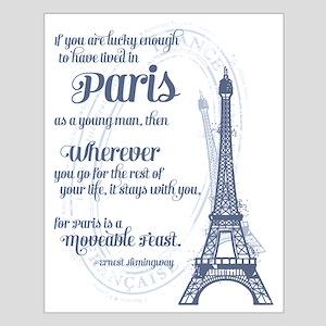 Paris Small Poster