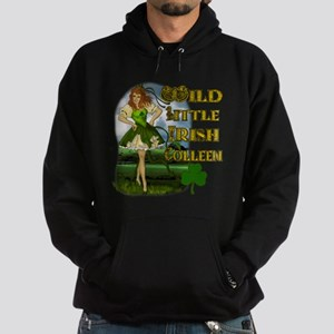 Wild Little irish Colleen Hoodie (dark)