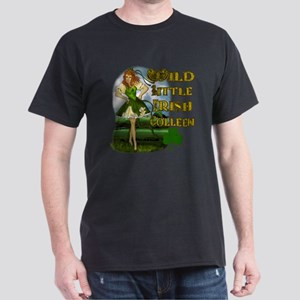 Wild Little irish Colleen Dark T-Shirt
