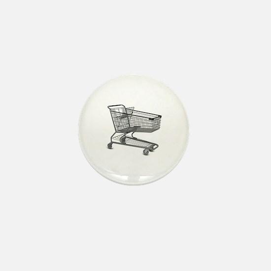 Shopping Cart Mini Button
