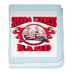 Sierra Express Band baby blanket