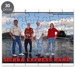 Sierra Express Band Puzzle