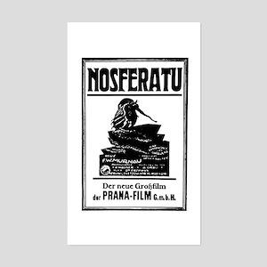 Nosferatu Sticker (Rectangle)