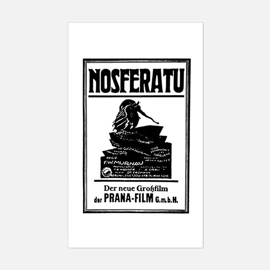 Nosferatu Sticker (Rectangle)
