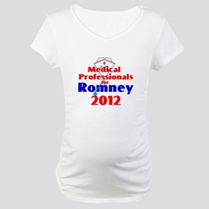 Romney MEDICAL PROFESSIONALS Maternity T-Shirt